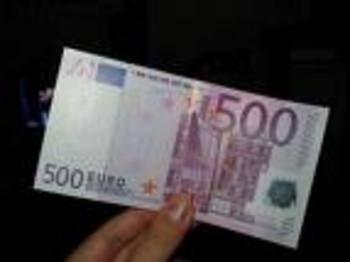Dollar Weak Against The Euro