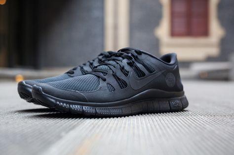 b8e925aa3c4c Nike Free 5.0 3 v.2 Shanghai marathon pack - black