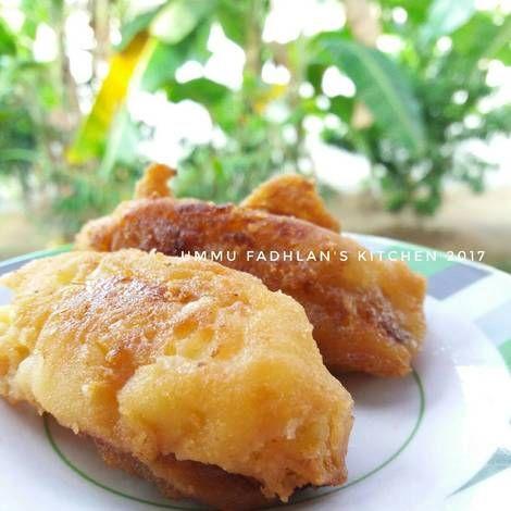 Resep Pisang Goreng Crunchy Oleh Sri Mulyati Resep Cemilan Pisang Adonan