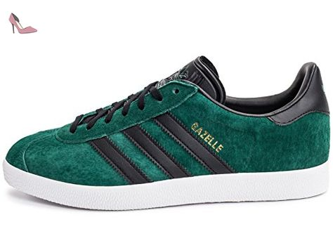 basket adidas gazelle femme verte