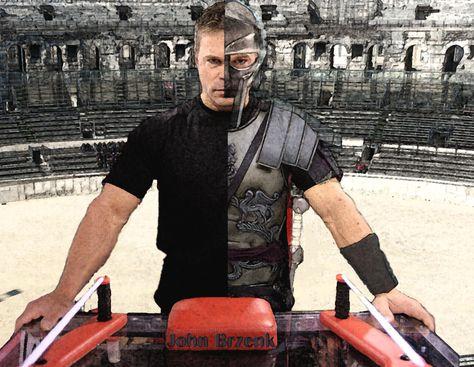 John Brzenk - Gladiator