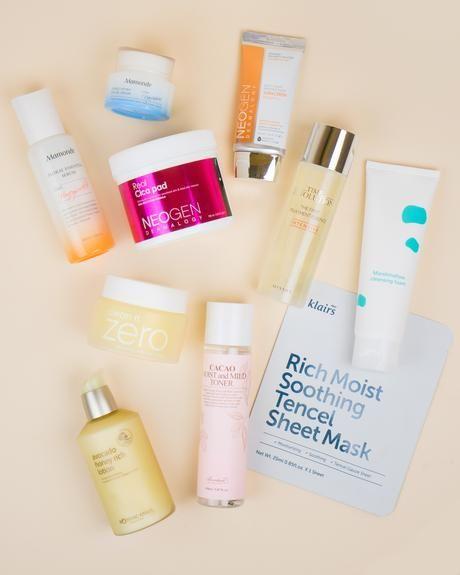 10 Step Korean Skin Care Routine Set For Dry Skin Type Korean Skincare Routine Skin Care Skin Care Routine