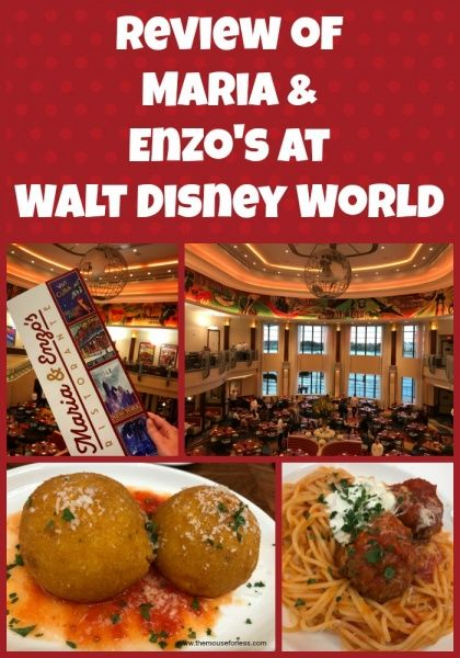 Review Of Maria Enzo S At Disney Springs Walt Disney