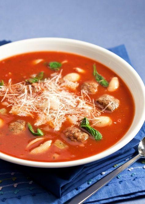 Marlene Koch Everyday Italian Meatballs Party Style
