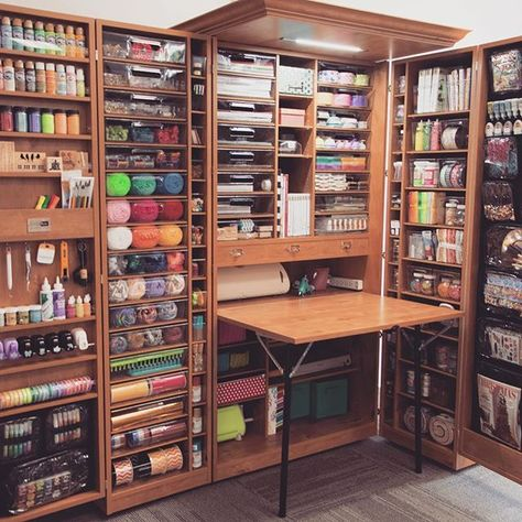 A place for all your organization and crafty storage needs.