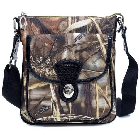 Realtree Redneck Pink Camo Western Crossbody Messenger Bag Shoulderbag Purse (Realtree Max 4 / Black) Realtree,http://www.amazon.com/dp/B00GQ3W9S6/ref=cm_sw_r_pi_dp_CciIsb1JTATNVZ4B