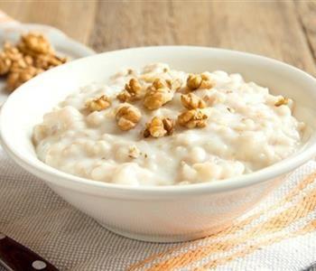 طريقة عمل بليلة بالشوفان للشيف سالى فؤاد Oatmeal Porridge Oatmeal Food