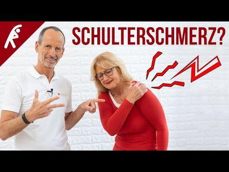 🛑 Schluss mit Schulterschmerzen – Mache täglich diese 3 Übungen! - YouTube