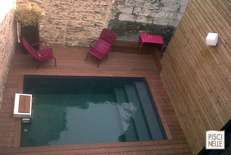 Piscine de petite taille - Piscine XS - Mini-piscine - Piscinelle
