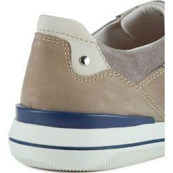 Walbusch Herren Sneakers Grau einfarbig herausnehmbare