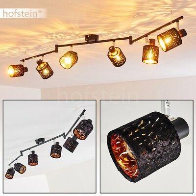 Hänge Lampen drehbar Pendel Beleuchtung weiß Küchen Retro Wohn Schlaf Ess Zimmer