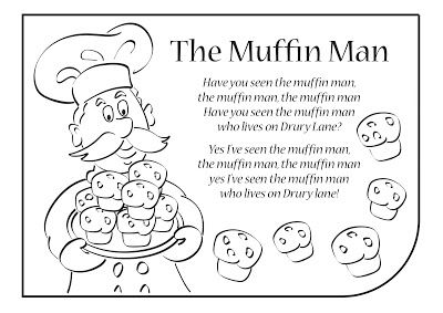 Lyrics Nursery Rhymes Lyrics Muffin Man Nursery Rhyme Rhymes