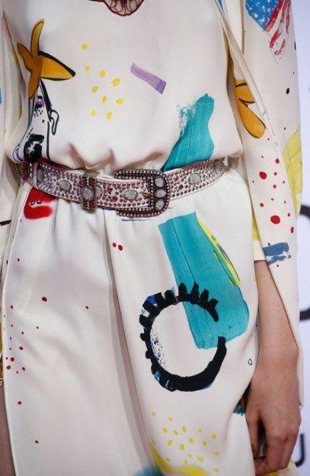 49+ Ideas Fashion Runway Print Vogue For 2019