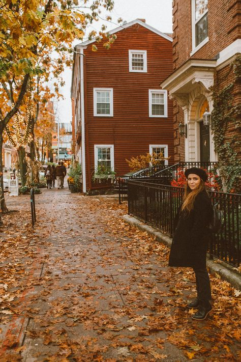 Visiting Salem, Massachusetts had always been on my bucket list. I only had a few, short hours to spend, wandering these historic streets, but it was plenty of time to take in the sights! Places To Travel, Places To Go, Travel Things, Salem Halloween, Salem Mass, New England Fall, Autumn Aesthetic, Travel Aesthetic, To Infinity And Beyond