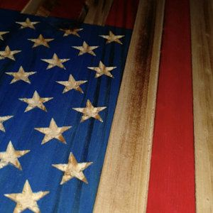 Officially Licensed Usmc Flag Rustic American Flag Us Carved Etsy Rustic American Flag Patriotic Decorations American Flag