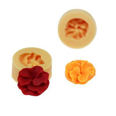 Silicon Flower Bead Mold