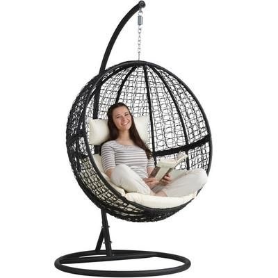 Pin By Sandrine Becker On A Acheter Hanging Chair Metal Furniture Furniture