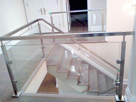 Long Lasting Stainless Steel Stair Railing