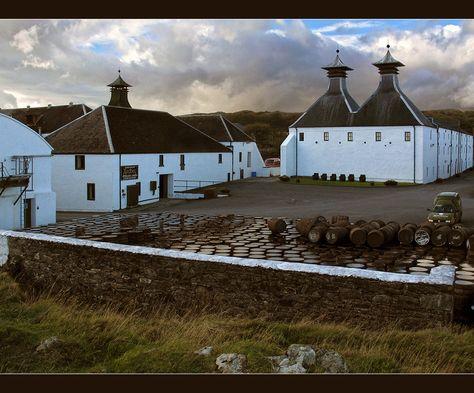Ardbeg Distillery von Manuel Gloger