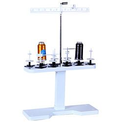 The Conductor 10 Spool Embroidery Thread Stand Home Embroidery Machine Machine Embroidery Janome