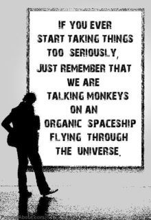 Flying monkeys and all that jazz