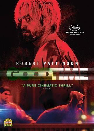 Good Time (dvd) (ws-eng-span Sub-eng Sdh-5.1 Dol Dig) - Trivoshop