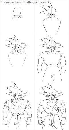 Goku Ultra Instinct Personajes De Dragon Ball Dragon Ball Gt