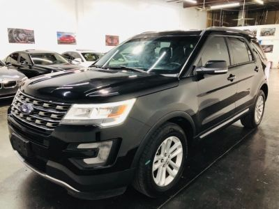 2016 Ford Explorer Xlt Black Suv 4 Doors 19500 To View