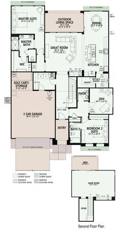 374 best Dream homes images on Pinterest | Floor plans, Little house ...