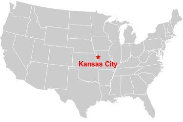 awesome Kansas City Map Holidaymapq Pinterest City maps