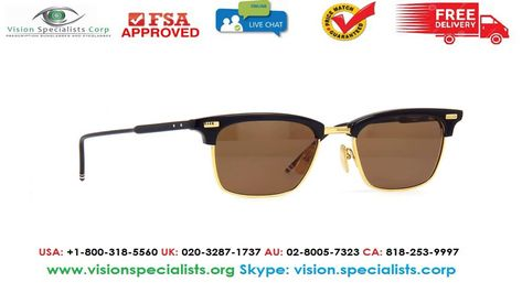 bf04097297 Thom Browne TB 711 C T Sunglasses