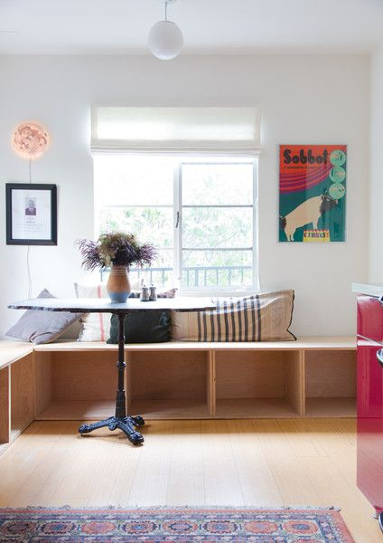 Nook Life - Work + Sea's Colorful Los Angeles Home  - Photos