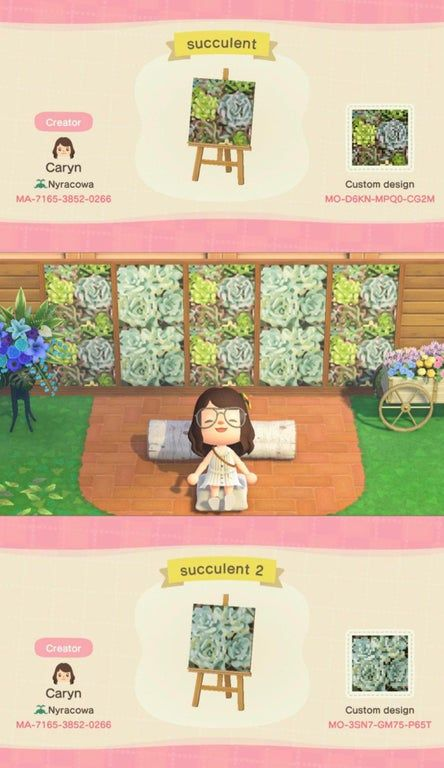 Film Manga, Animal Crossing 3ds, Game Happy, Pixel Design, Outside Decorations, Path Design, Succulent Wall, Creative Instagram Stories, Pattern Code