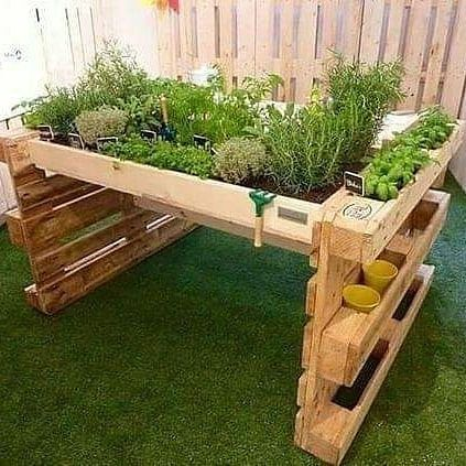 Tedswoodworking Has Fast Become The Most Popular Woodworking Package The Sale Price Will Not Last Forever If You In 2020 Garden Projects Pallets Garden Pallet Garden