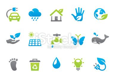 Environmental Conservation iconset