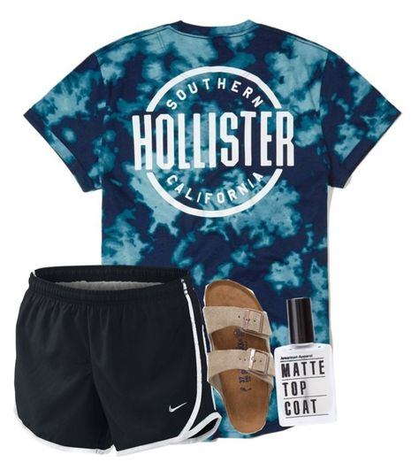 Designer Clothes, Shoes & Bags for Women Cute Middle School Outfits, Cute Lazy Outfits, Cute Outfits For School, Outfits For Teens, Trendy Outfits, Casual Sporty Outfits, Hollister, Aeropostale, Pacsun