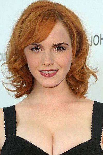 Emma Watson Red Hair Pretty Celebrities In 2020 Pretty Celebrities Pretty Hairstyles Red Hair