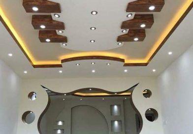 ديكور سقف اجمل 50 فكرة لاسقف جبس بورد مميزة لمنزلك قصر الديكور Ceiling Design Modern Ceiling Design House Ceiling Design