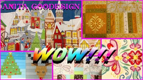 Wilcom E4 Check out these new elements! Motifs will never be