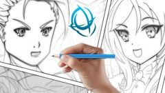 Manga Art School: Anime and Manga Character Drawing Course