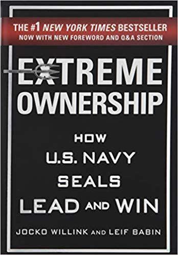 navy seal leadership book