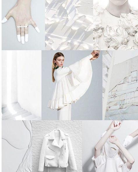 Exclusive collabo @pattern_curator for @fashionvignette: WHITE HOT #ss17