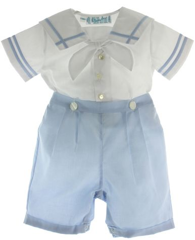 vintage toddler boy 24 mo White boy/'s button-on bobby suit with pleating 1950/'s