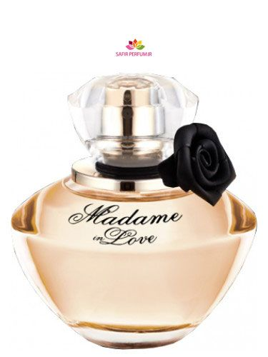 عطر و ادکلن زنانه مادام این لاو برند لا ریو La Rive Madame In Love Perfume Fragancia Botellas