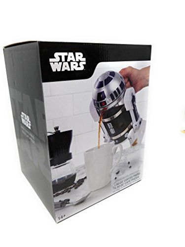 Star Wars Coffee Press R2d2 Limited Edition 4 Cup Amazon