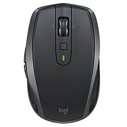 Logitech Mx Anywhere 2s Wireless Mouse Graphite 910 005132 Item 696167 Mobile Mouse Logitech Wireless Mouse