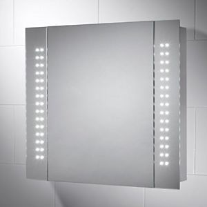 Wall Mounted Led Mirror Cabinet