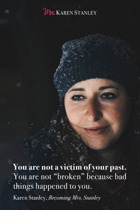 You are not a victim.  15 Quotes for Hope and Healing After Divorce - Find the other 14 at the link on this pin!  #toxicrelationship #broken #victim #mrskarenstanley #divorce #divorcequotes #divorcesupport #healingafterdivorce #hopeafterdivorce #singlemom #singlemoms #breakup #strongmom #strongmomquotes #strongwomen #breakupquotes #inspirationalquotes #hope #healing