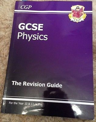 GCSE Physics AQA Revision Guide by CGP Books (Paperback, 2006) for sale online | eBay