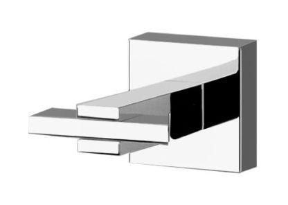 Patere De Salle De Bain Design Chrome